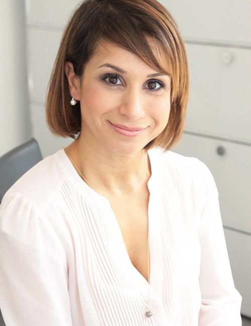 Dr. med. Jasmin Naderi-Wöhler Allgemeinärztin in Hamburg